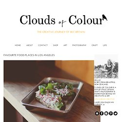 Clouds of Colour | A blog of colour, texture and photography