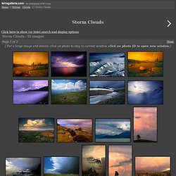 Storm Clouds Pictures