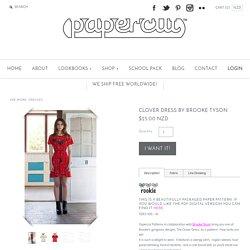 Clover Dress by Brooke Tyson