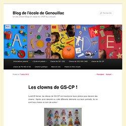 Blog de l'école de Genouillac