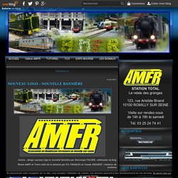club amfr romilly - ROMILLY-TRAINS
