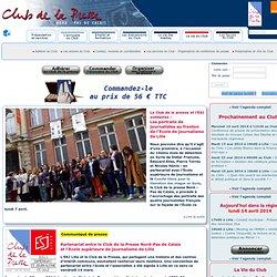 Club de la Presse Nord-Pas de Calais