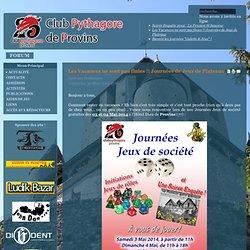 Club Pythagore de Provins