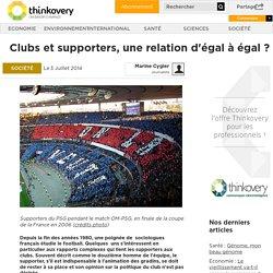 Clubs et supporters, une relation d'égal à égal ?