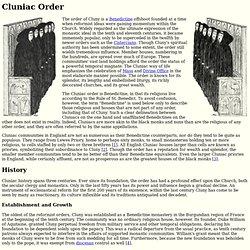 Cluniac Order