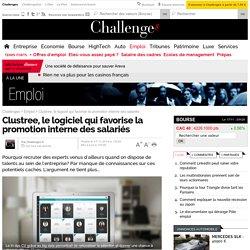 Clustree, le logiciel qui favorise la promotion interne des salariés