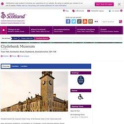 Clydebank Museum - Clydebank