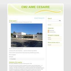 CM2 AIME CESAIRE