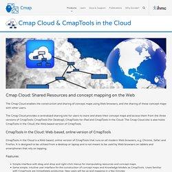 Cmap Cloud & CmapTools in the Cloud - Cmap