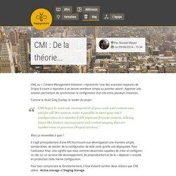 CMI : De la théorie...