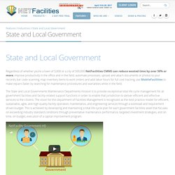 CMMS for State and Local Government