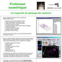 CNC : La fraiseuse numérique...