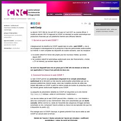CNC web cosip