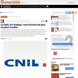 La CNIL et l'Hadopi : une histoire de plus en plus trouble