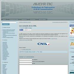 CNIL et prévention sur Internet