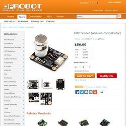 CO2 Sensor (Arduino compatiable)