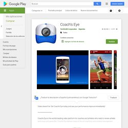 Coach's Eye - Apps en GooglePlay