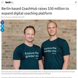 Berlin-based CoachHub raises $30 million to expand digital coaching platform