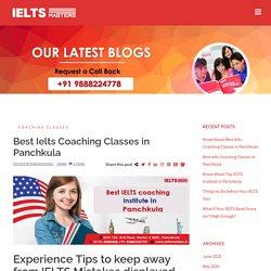 Best Ielts Coaching Classes in Panchkula
