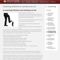 Coaching d'estime et confiance en soi-Cap Réussite - Coaching Formation Lyon Rhône Alpes