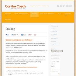 Coaching door Cor The Coach Rotterdam