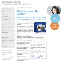 Want to be a Life Coach? One of the Best Life Coaching Courses Available.