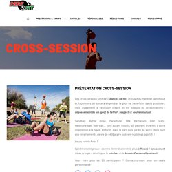 Coaching Cross-session - Perf & Fit