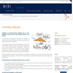Coaching d'Équipe – IFOD
