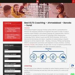 IELTS Coaching Classes in Ahmedabad, Vadodara, Surat