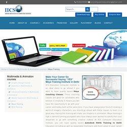Maya Coaching Classes & Training Institute in Delhi IICS Computer Education