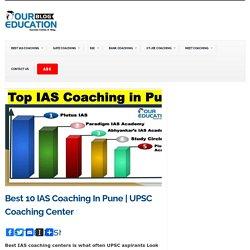 Top IAS Coaching in Pune