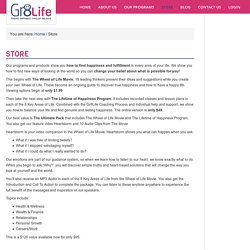 stress less coaching program - how to have a happy life - gr8lifeco.com