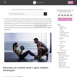 Le marché du coaching sportif à domicile en France