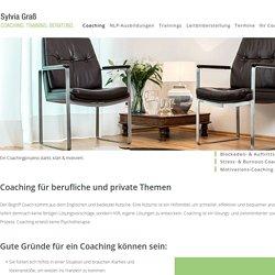 Coaching - Sylvia Graß
