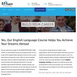 English Training for Business Bangalore