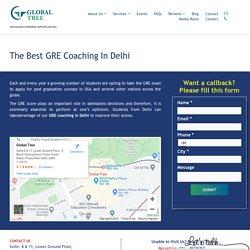 Best GRE Coaching in New Delhi