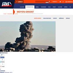La coalition anti-EI a lâché près de 5000 bombes sur les djihadistes