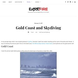 Gold-coast – a thrill seekers paradise!