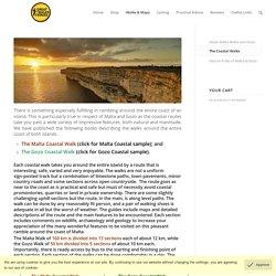 The Coastal Walks - Walking in Malta and Gozo
