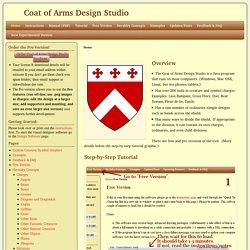 Coat of Arms Design Studio