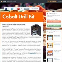 Cobalt Drill Bit