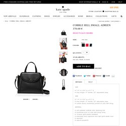 cobble hill small adrien - kate spade new york