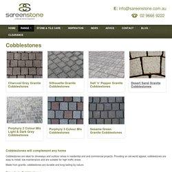 Cobblestones Melbourne