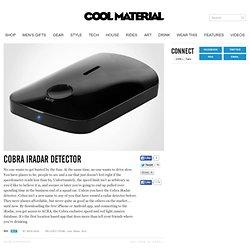 Cobra iRadar Detector