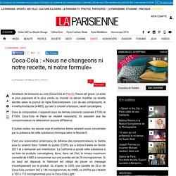 Coca-Cola va devoir changer sa recette secrète ! - La Parisienne