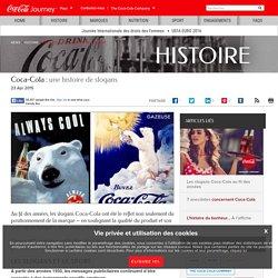 Coca-Cola : Une Histoire De Slogans
