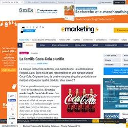 Coca-Cola redevient une masterbrand