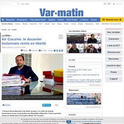 Thierry FRADET, avocat du douanier MACHET