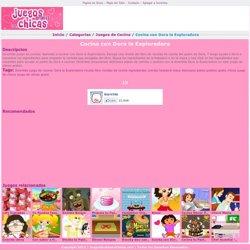 Juegos pearltrees - Dora la exploradora cocina ...