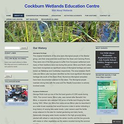 Cockburn Wetlands Education Centre